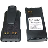 2X 2700mAh Ni-MH NNTN7335 NNTN7554 Battery for MOTOROLA XTS1500 XTS2500 Radio
