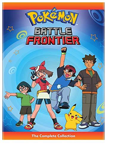 Pokémon Battle Frontier Complete Collection ()