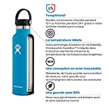 Hydro Flask 18 oz. Water Bottle - Stainless