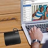 USB 3.0 Slim DVD CD Drive Burner