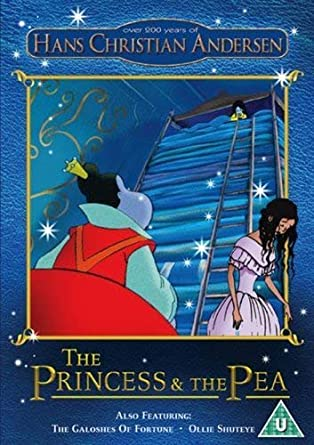 princess and the pea movie. Hans Christian Andersen: The Princess And Pea [DVD] Princess And The Pea Movie