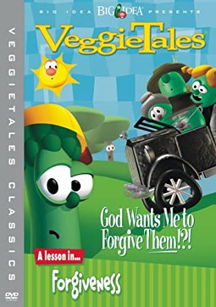 VeggieTales: God Wants Me to Forgive Them? - DVD Image