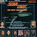 Star Trek - The Next Generation: Music From The Original Television Soundtrack, Volume Three (Yesterday's Enterprise, Unification, Hollow Pursuit)
