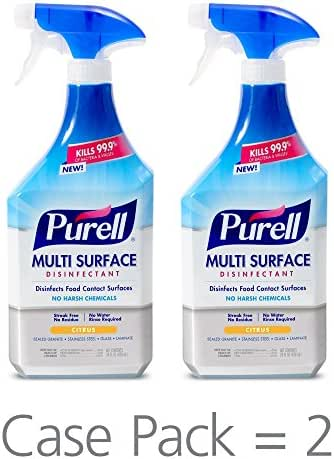 Multi-Surface Cleaner: Purell Multi Surface