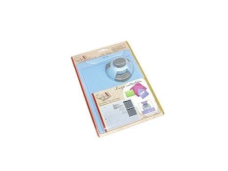 Scrap Collection 2500848 - Tabla de hendido con perforadora