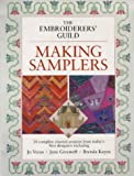 Making Samplers, Embroiderers Guild Staff, 0715304836