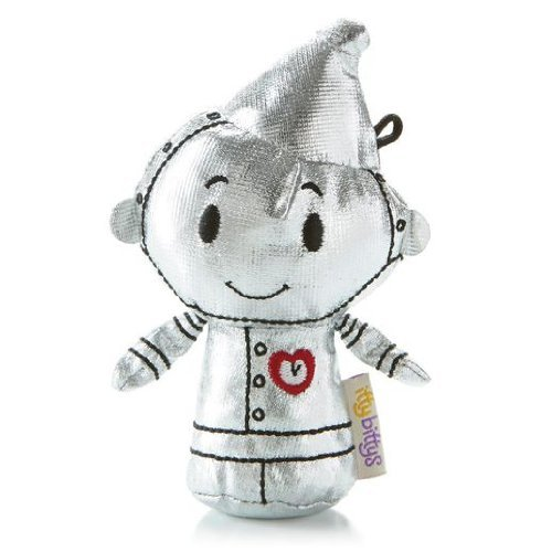 (Hallmark itty bittys TIN MAN Stuffed Animal Itty Bittys Back to)