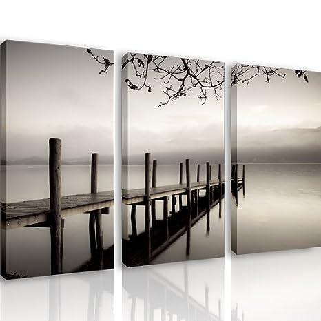 MND16 - SOULS - 3 quadri moderni 120x80 cm - Stampa digitale su tela ...