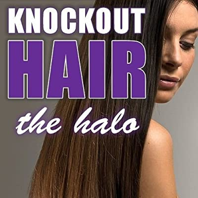 """Fits like a Halo Hair Extensions 20"""" - No Clips, No glue, No Tape, No Damage! It's so EASY! Made with 100% Remy Premium Couture Grade AAAAA Human Hair! Plus a LIFETIME WARRANTY on the Miracle Wire! 25+ Colors from Black, Brown, Blonde, Auburn, Red in Medi"""