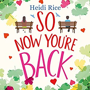 So Now You're Back Audiobook