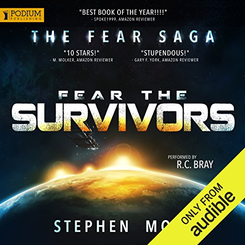 Pdf Science Fiction Fear the Survivors: The Fear Saga, Book 2