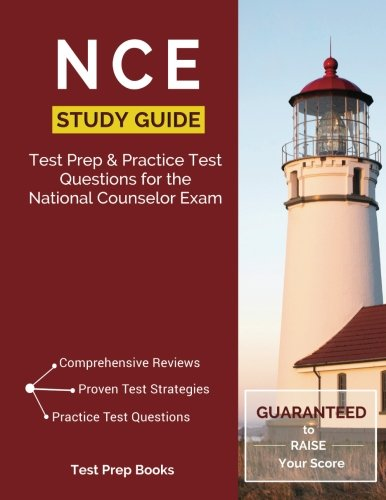 1628453826 - NCE Study Guide: Test Prep & Practice Test Questions for the National Counselor Exam