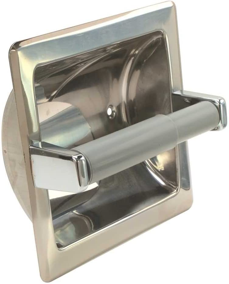 Park Supply of America 01-1864S Recessed Toilet Paper Holder