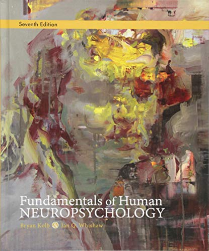 Fundamentals of Human Neuropsychology (Best Clinical Neuropsychology Programs)