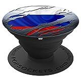 RUSSIA Russian Flag %2D PopSockets Grip