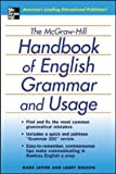 img - for The McGraw-Hill Handbook of English Grammar and UsageTHE MCGRAW-HILL HANDBOOK OF ENGLISH GRAMMAR AND USAGE by Lester, Mark (Author) on Oct-20-2004 Paperback book / textbook / text book