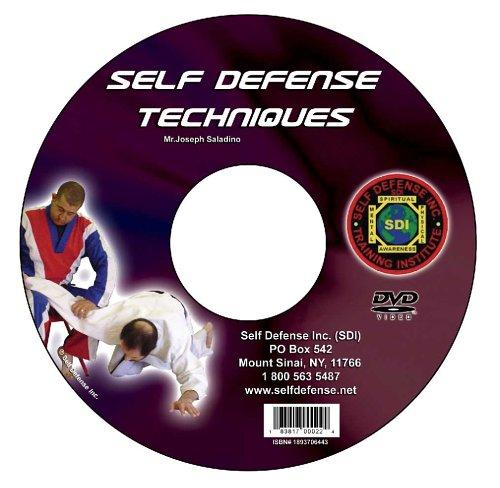 Self Defense Techniques (Self Defense and Martial Arts Inc. Series)