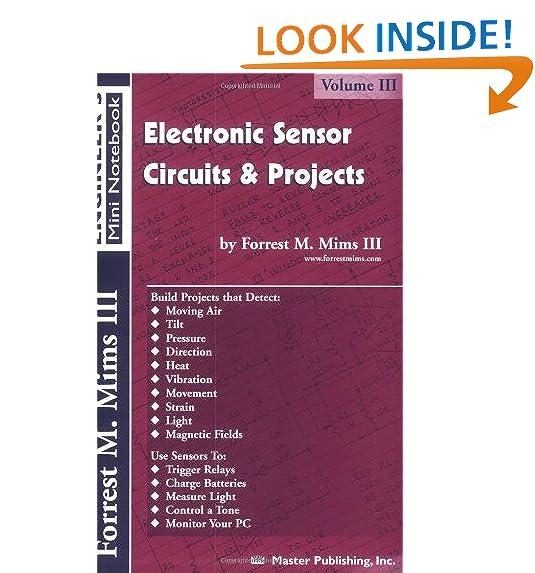 Electronics engineer amazon electronic sensor circuits projects volume iii engineers mini notebook publicscrutiny Choice Image
