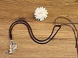 AMORWING Three Sacred Treasures Magatama Pendant