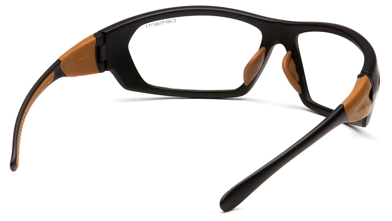 Carhartt Carbondale Safety Glasses with Clear Anti-Fog Lens (2 Pack) by Carhartt (Image #4)