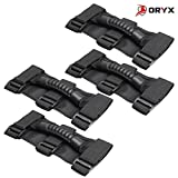 Oryx Auto Roll Bar Grab Handles 4 Pack For Jeep