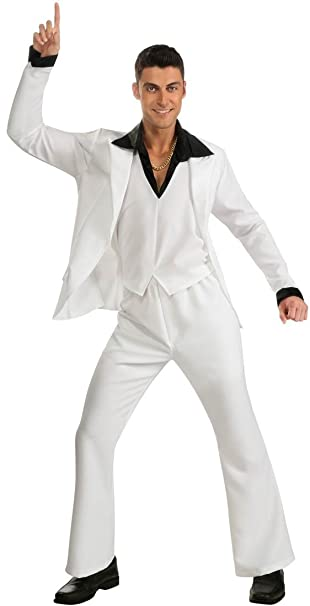 078a48b7d7b8 Rubies Costume Saturday Night Fever Suit Costume  Amazon.ca ...