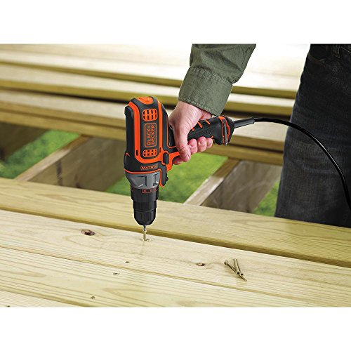 BLACK+DECKER BDEDMT Matrix AC Drill/Driver