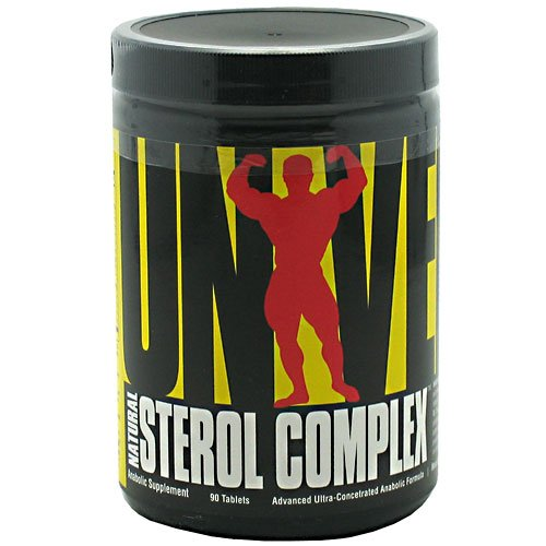 Universal Nutrition Natural Sterol Complex – 90 Tablets