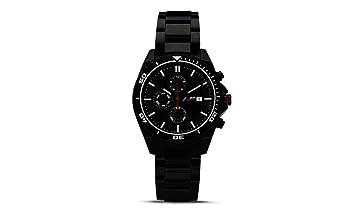 BMW Reloj de pulsera analógico para hombre, Colección M, con
