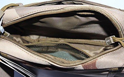 Borsa multifunzionale del sacchetto all'aperto