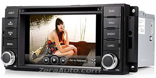 ... Jeep Commander 2008-2014 Dodge Avenger 2008-2014 Dodge Challenger 2008-2010 Dodge Charger 2010-2012 Dodge Caliber In-Dash Navigation Stereo GPS DVD CD ...