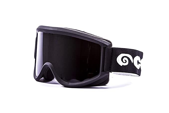 Ocean Sunglasses Mammoth - Masque - Monture : Noir - Verres : Fumée (YH1201.0) Lqnlw