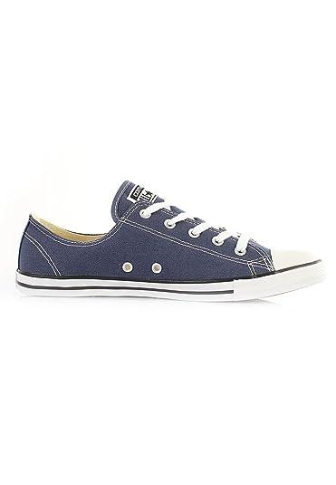 Damen Sneaker, blau, Blau - Blau - Dress Blues - Größe: 37.5 EU/6.5 US W Converse
