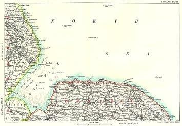 THE WASH North NorfolkLincolnshire coast Kings Lynn Burnham