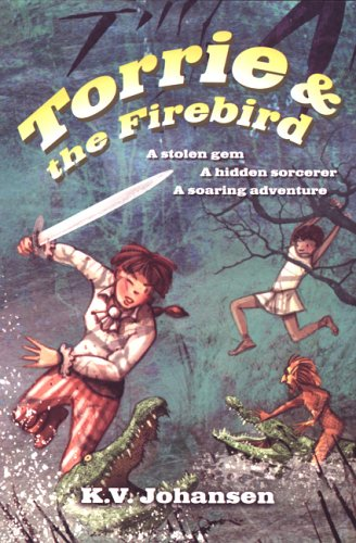 Download Torrie and the Firebird (The Torrie Quests) pdf epub