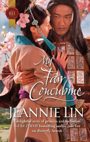 My Fair Concubine (The Tang Dynasty Book 3)