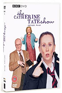 The Catherine Tate Show Complete Bbc Series 3 2006 Dvd
