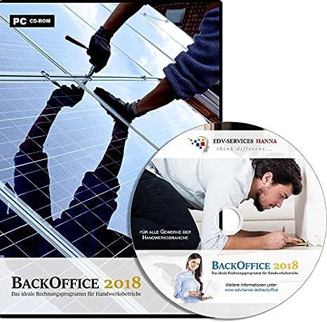 Backoffice 2018 Professional Lizenzdauer 1 Jahr