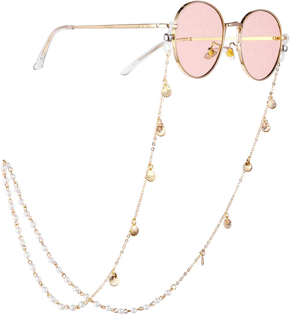 서는 기념품 안경 문자열 홀더 CHAIN-선글라스 CHAIN-안경테 여자를 위한 안경테이너 안경 스트랩 홀더 선글라스 리테이너 스트랩 방아끈 안경테이너에 대한 여성