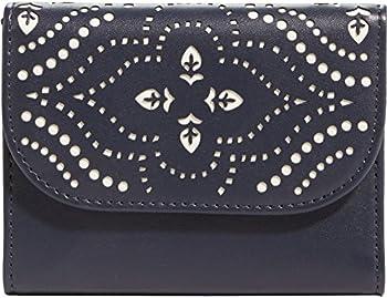 Vera Bradley Laser-Cut Petite Trifold Wallet