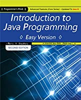 Introduction to Java Programming, 2nd Edition: Advanced Features (Core Series) Updated To Java 8 Front Cover