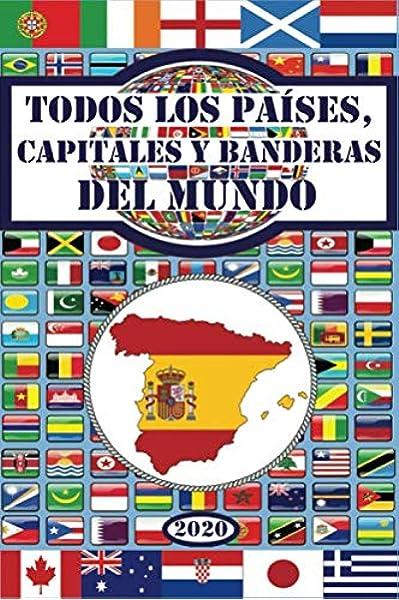 Todos los países, capitales y banderas del mundo: Amazon.es: Inteligente, Familia: Libros