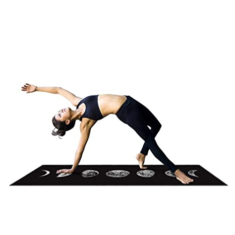 Amazon.com: Glumes Yoga Mate Perfect Yoga Towel Yoga Mat ...