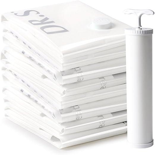 WeiLuShop Bolsas para aspiradoras verticals Bolsa de compresión al ...