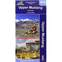 Upper Mustang: The Last Forbidden Kingdom Map