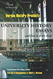 University history essays and how to write them