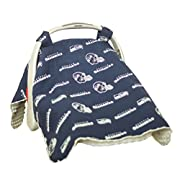 Carseat Canopy (NFL Seattle Seahawks) Baby Infant Car Seat Cover