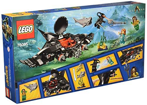 LEGO DC Super Heroes Aquaman Black Manta Strike 76095