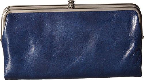 Hobo Womens Lauren Vintage Wallet Clutch Purse (Indigo) by HOBO