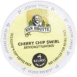 Van Houtte Cherry Chip Swirl Keurig K-cups, Box of 18, Seasonal Flavor.